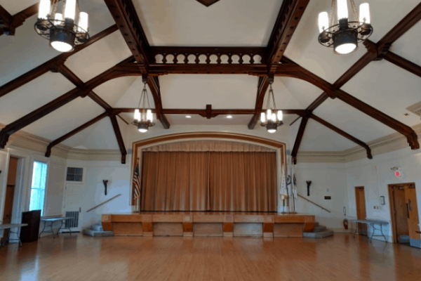 Town Hall Room Rental Policy Expands