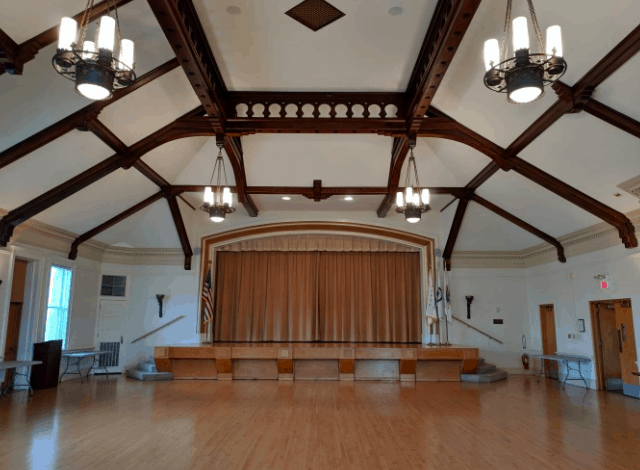 Town Hall Room Rental Policy Expands 2