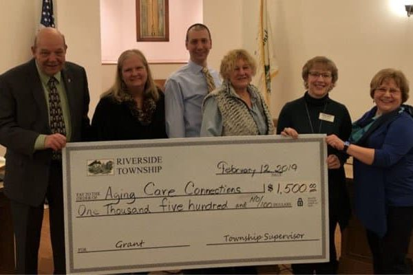 Township Board Awards Grants