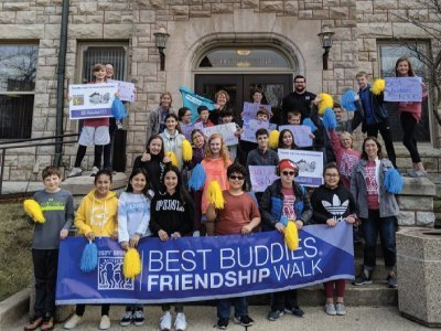 Best Buddies Starts Chapter At Hauser