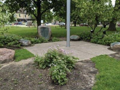 Gold Star Memorial Restored