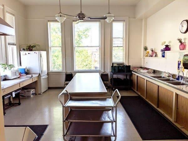 riverside township kitchen