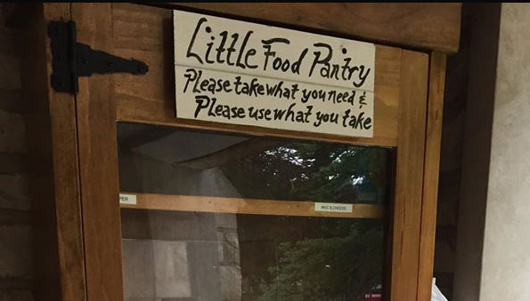 Grant Awarded to the Little Food Pantry