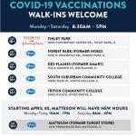 Walk-In For COVID Vaccine