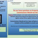 Property Tax Appeal Webinar